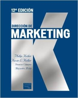 Dirección de marketing · Editorial Prentice Hall