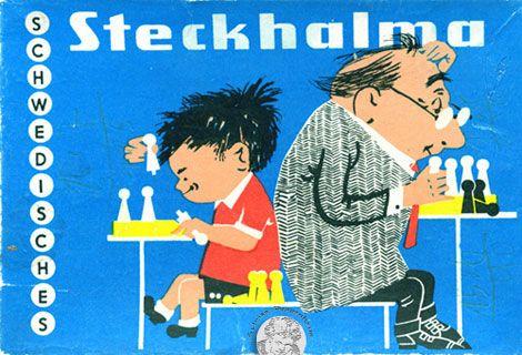 Schwedisches Steckhalma.... oooh :) #90'stoys