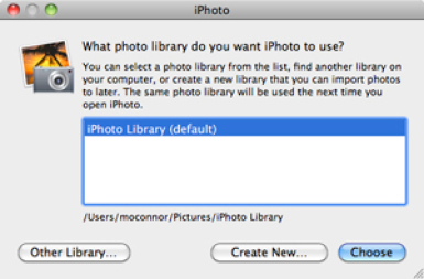 Create Multiple iPhoto Libraries to Manage Your Pictures #photolibrary