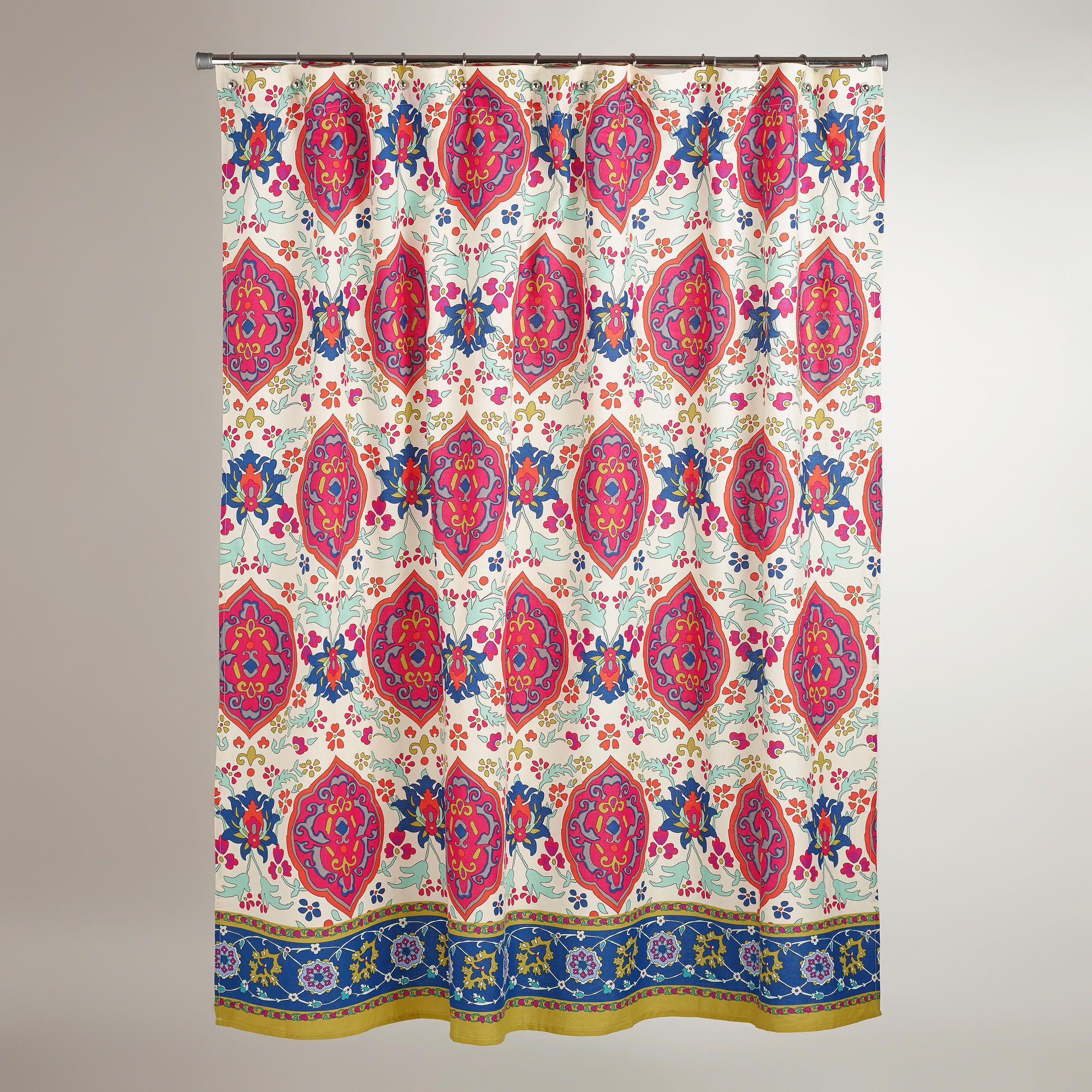 Marrakesh Shower Curtain | World Market