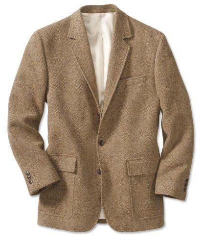 da77e36381b Orvis Men s Lightweight Highland Tweed Sport Coat   Long