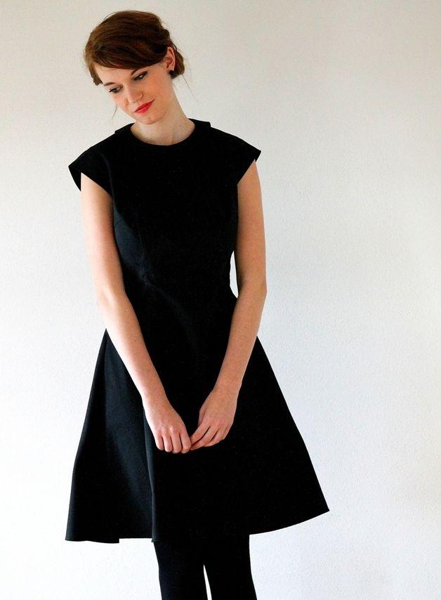 Kleid Alice Im 60er Jahre Stil Outfit