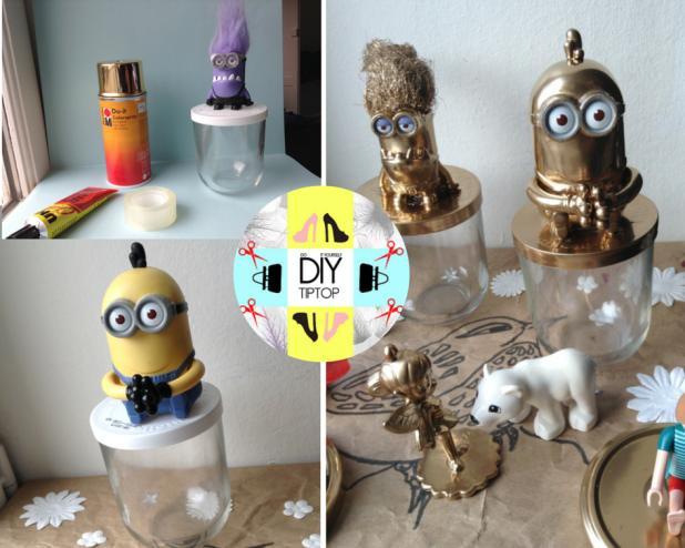 Diy Recup Et Recyclage Une Decoration Maison Avec Des