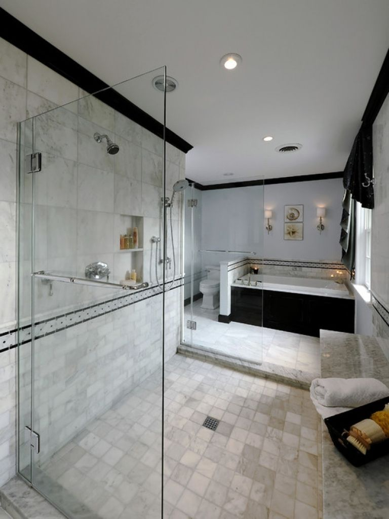 Houzz New Bathrooms