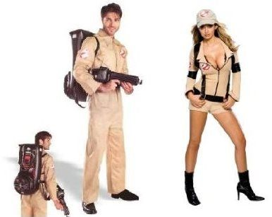 ghostbusters halloween costumes make a great group halloween costume idea you can have at least - Best Halloween Costumes For Tall Guys