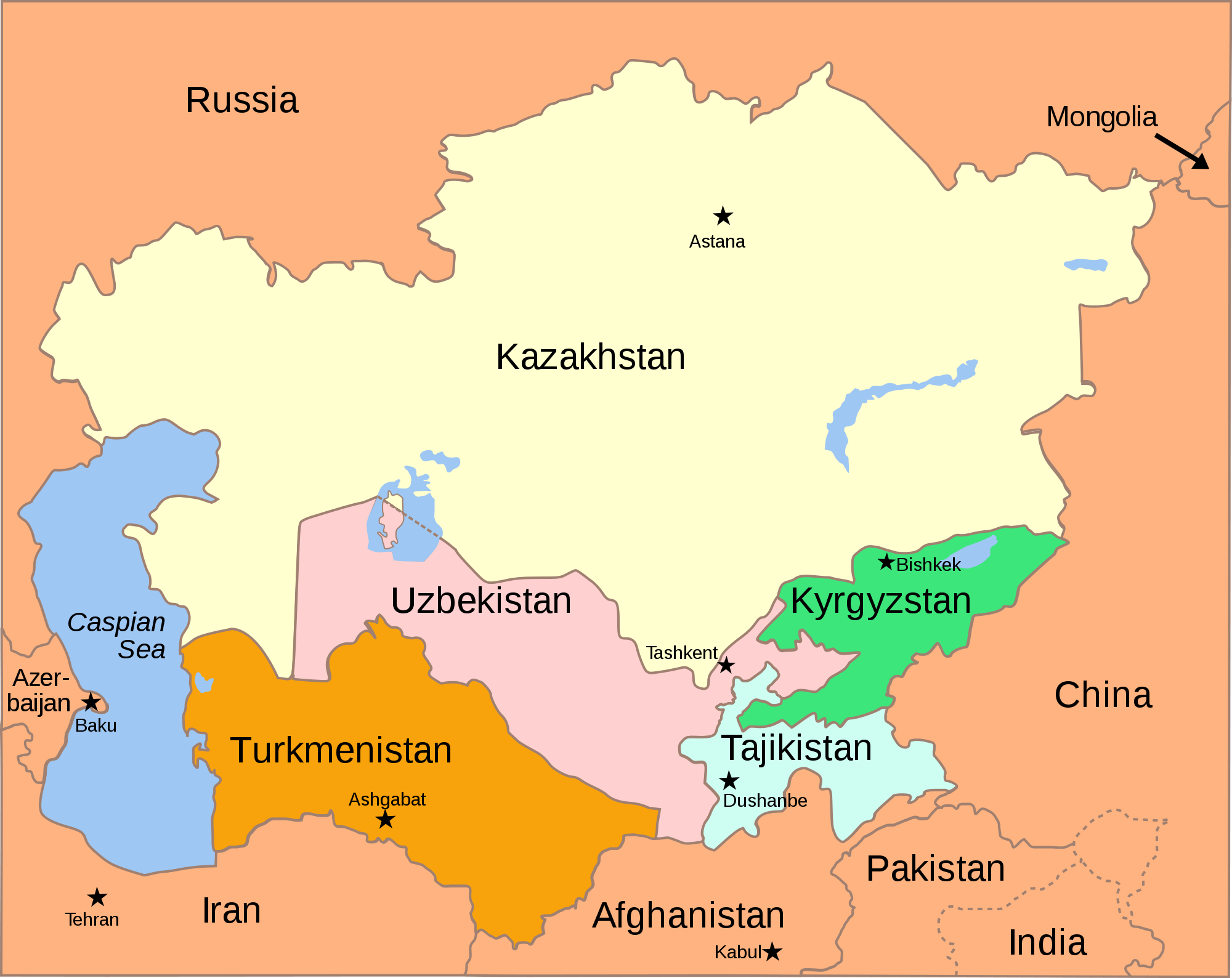 geopolitical importance of afghanistan