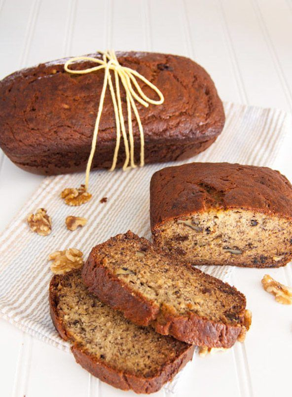 Recipesfeedfood healthy recipes perfected banana bread com healthy recipes perfected banana bread forumfinder Images