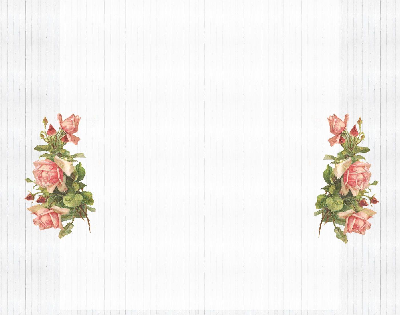 Shabby Lane Shops Free Blog Backgrounds: White Fence ...