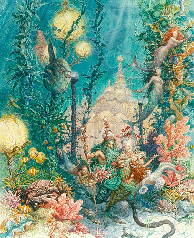 недостатки тюля картинки морского царя или подводное царство большинстве случаев предпочтительнее