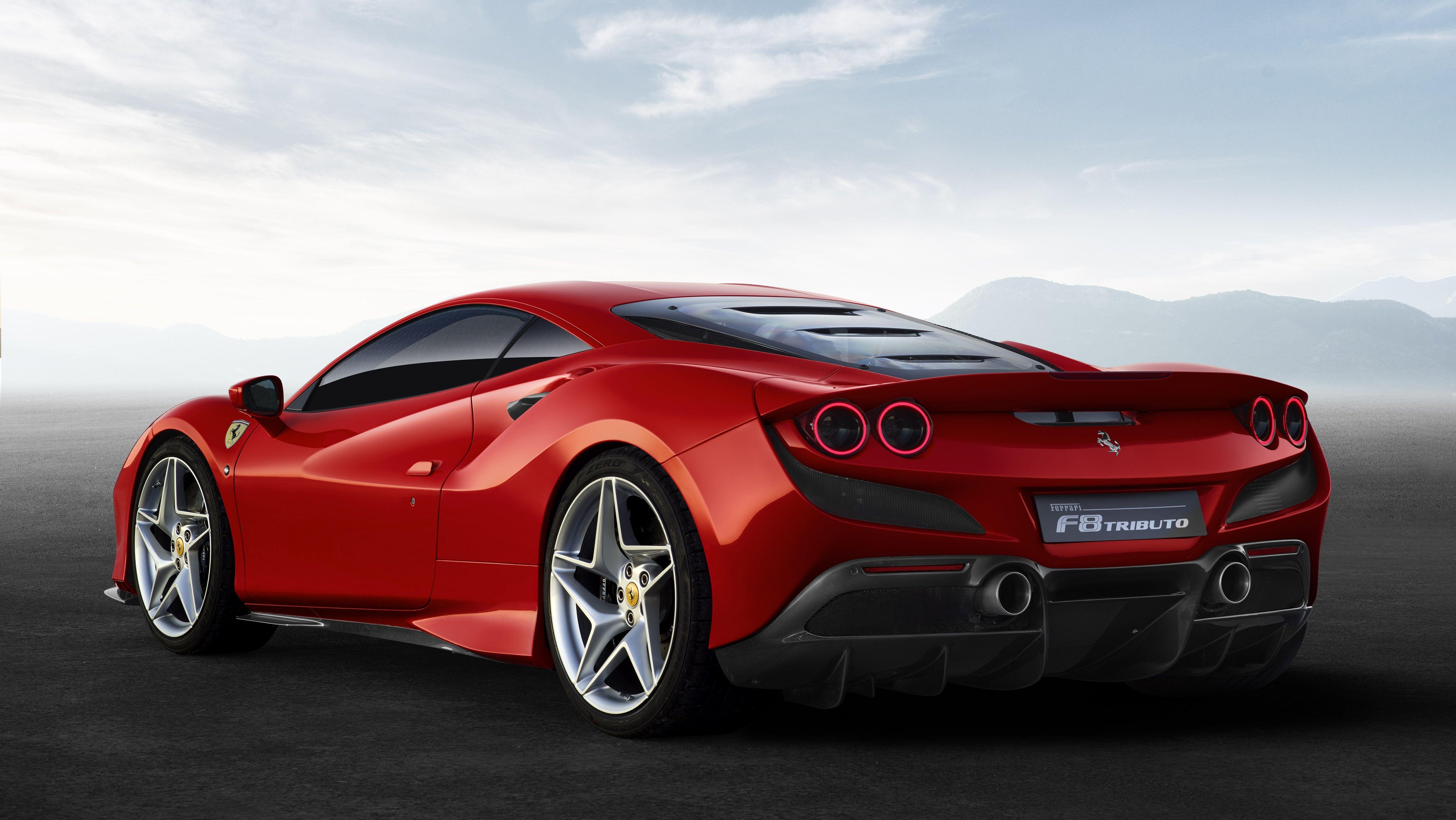 2020 Ferrari F8 Tributo Review And Specs Top Speed Sports Car Geneva Motor Show Super Cars