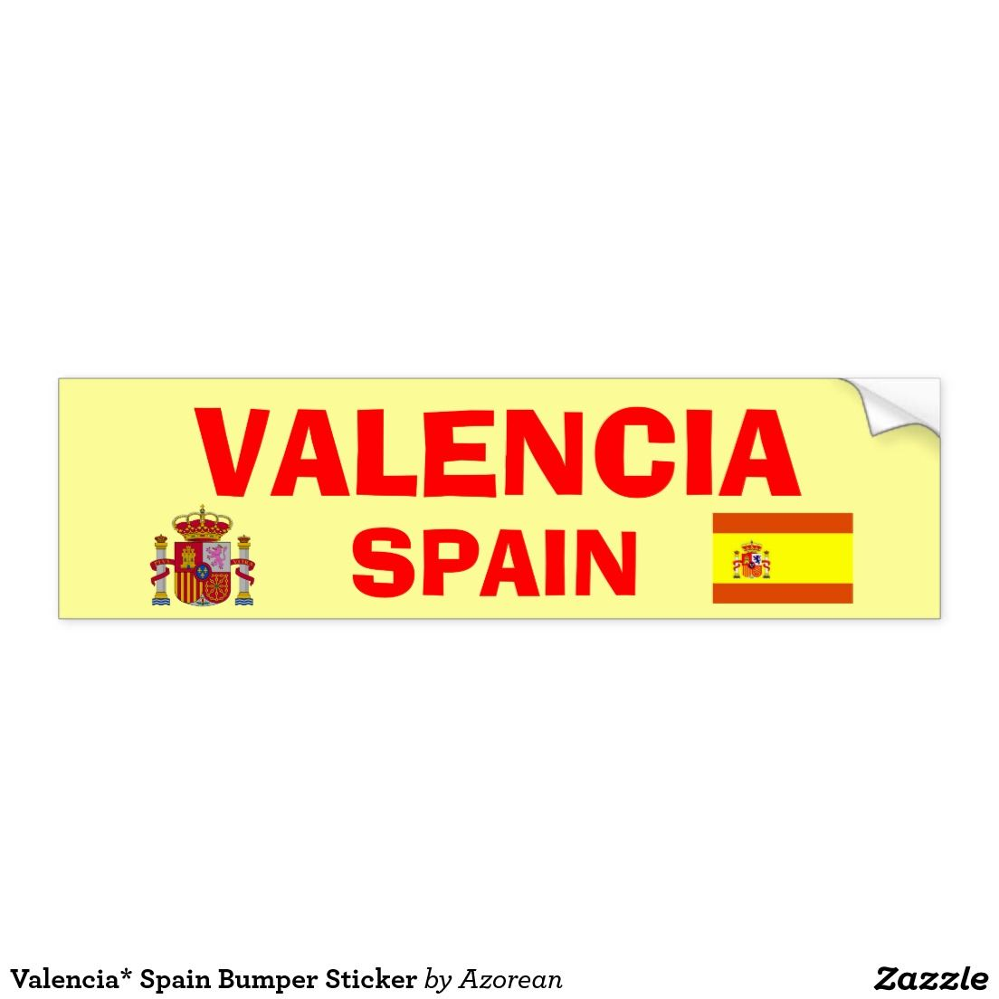 Custom Stickers Valencia