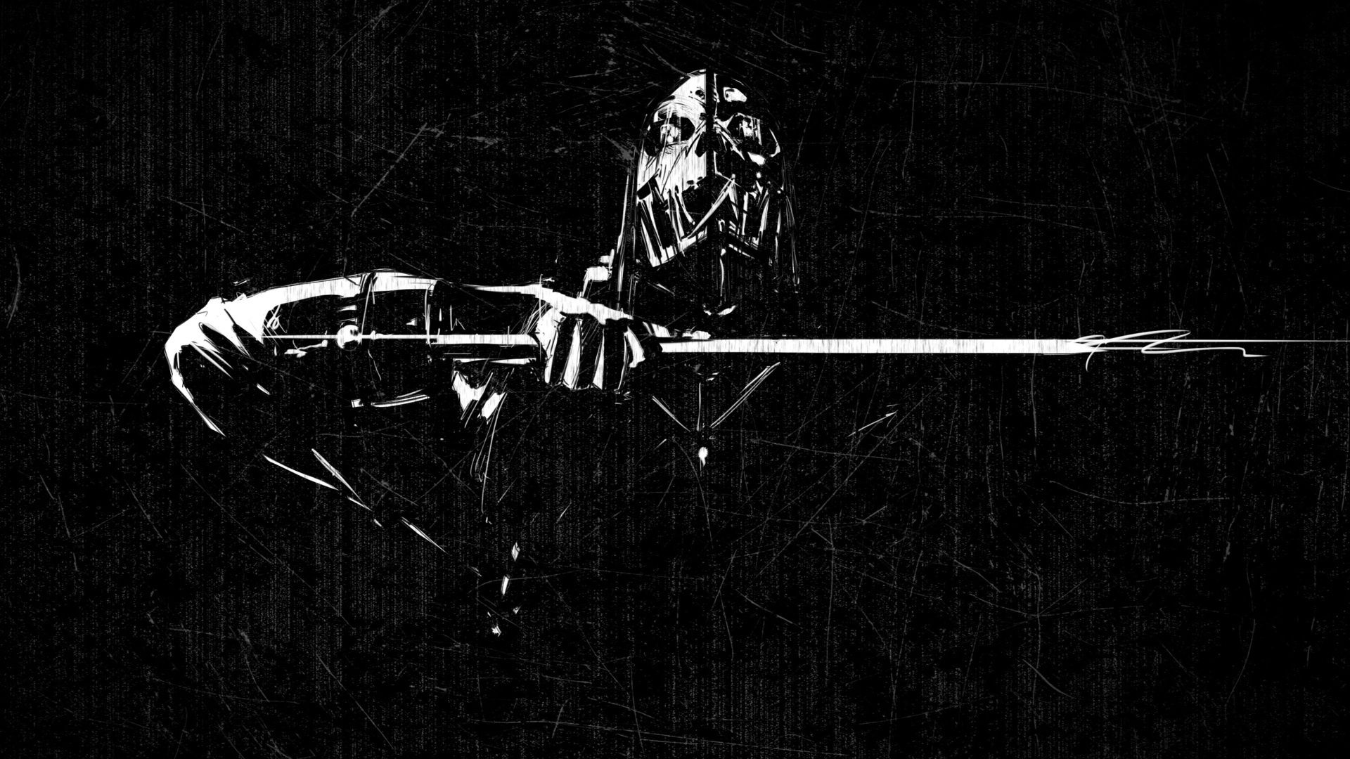 Dishonored Stealth Action Adventure Black Wallpaper Dishonored Gaming Wallpapers Best Gaming Wallpapers