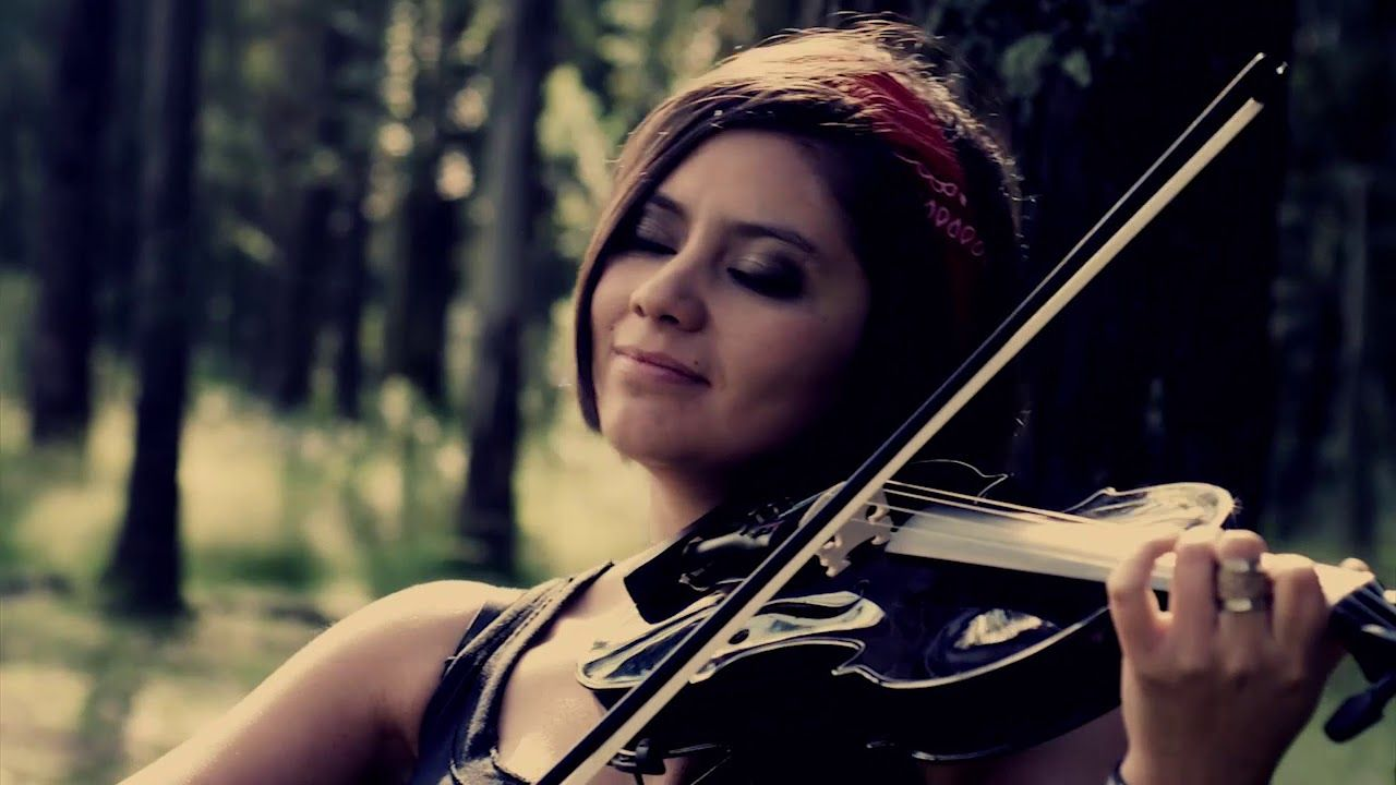 Rosa De Los Vientos Mago De Oz En Violín Eléctrico Martha Psyko Musica Baladas Del Recuerdo Música De Violín Violin Electrico