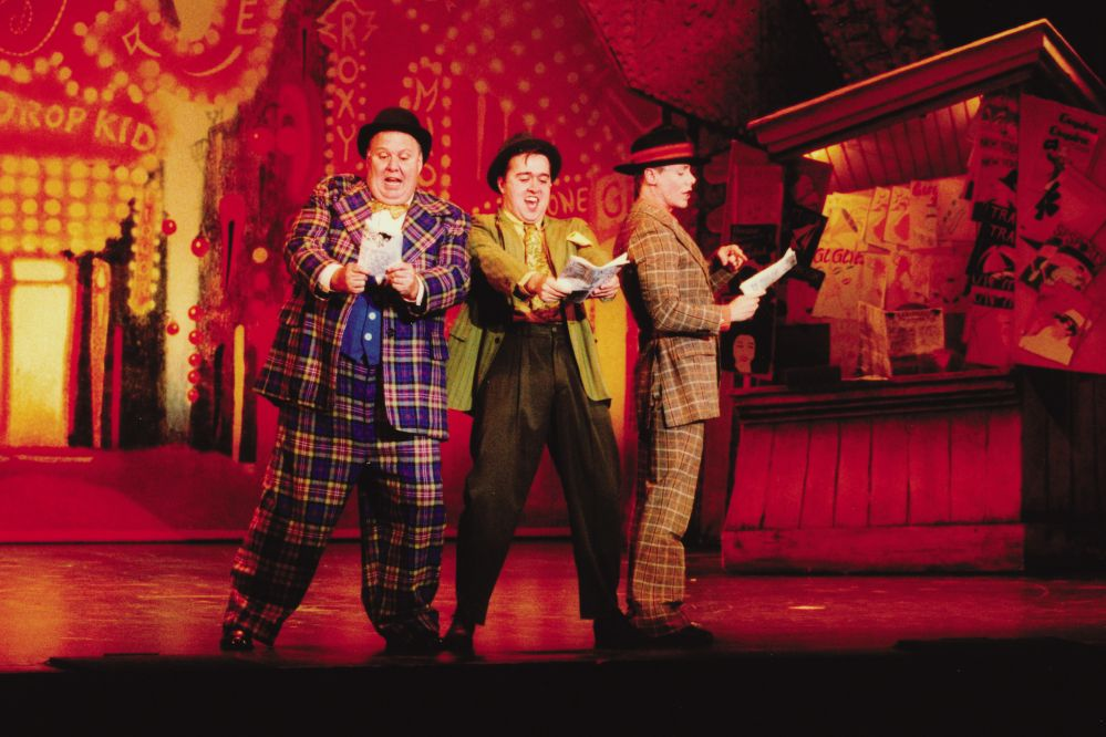 Guys and Dolls at the Garner Performing Arts Center. Photo credit: GRCVB / visitRaleigh.com