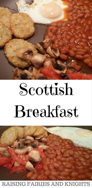 Scottish Breakfast - Raising Fairies and Knights