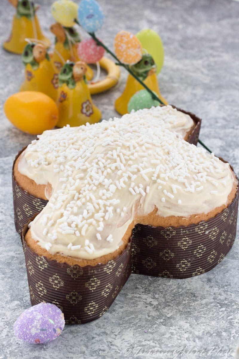 Colomba Pasquale Con Glassa Al Cioccolato Bianco Ricetta Ricette
