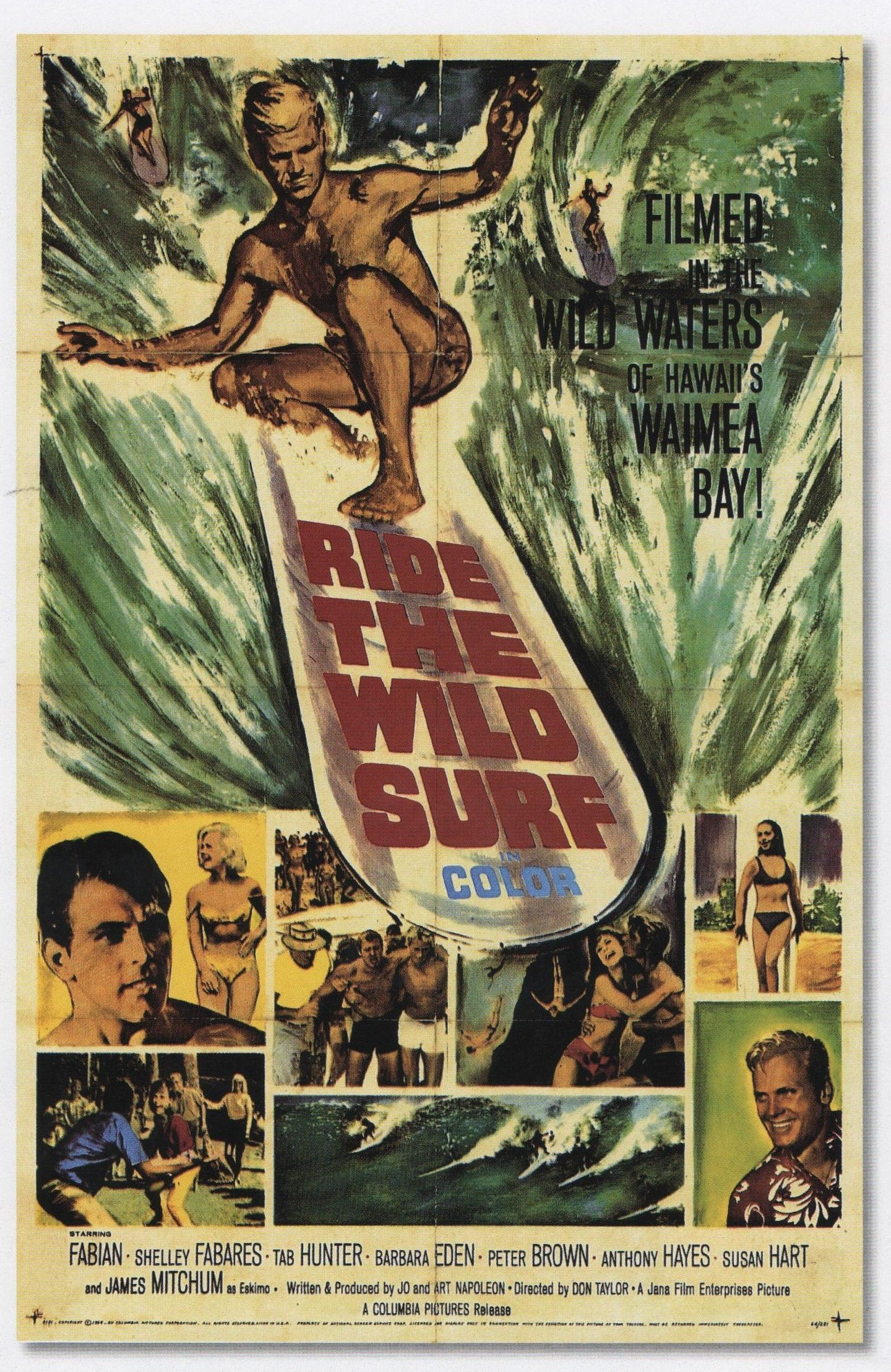 3e28809115bf Old Surf Movie poster.