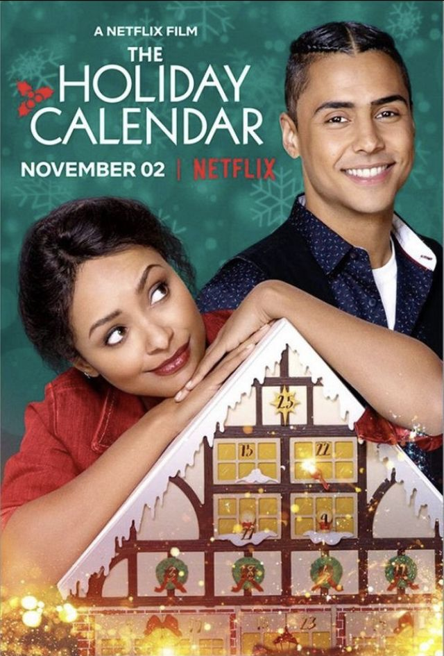 The Holiday Calendar (2018) in 2020 (With images