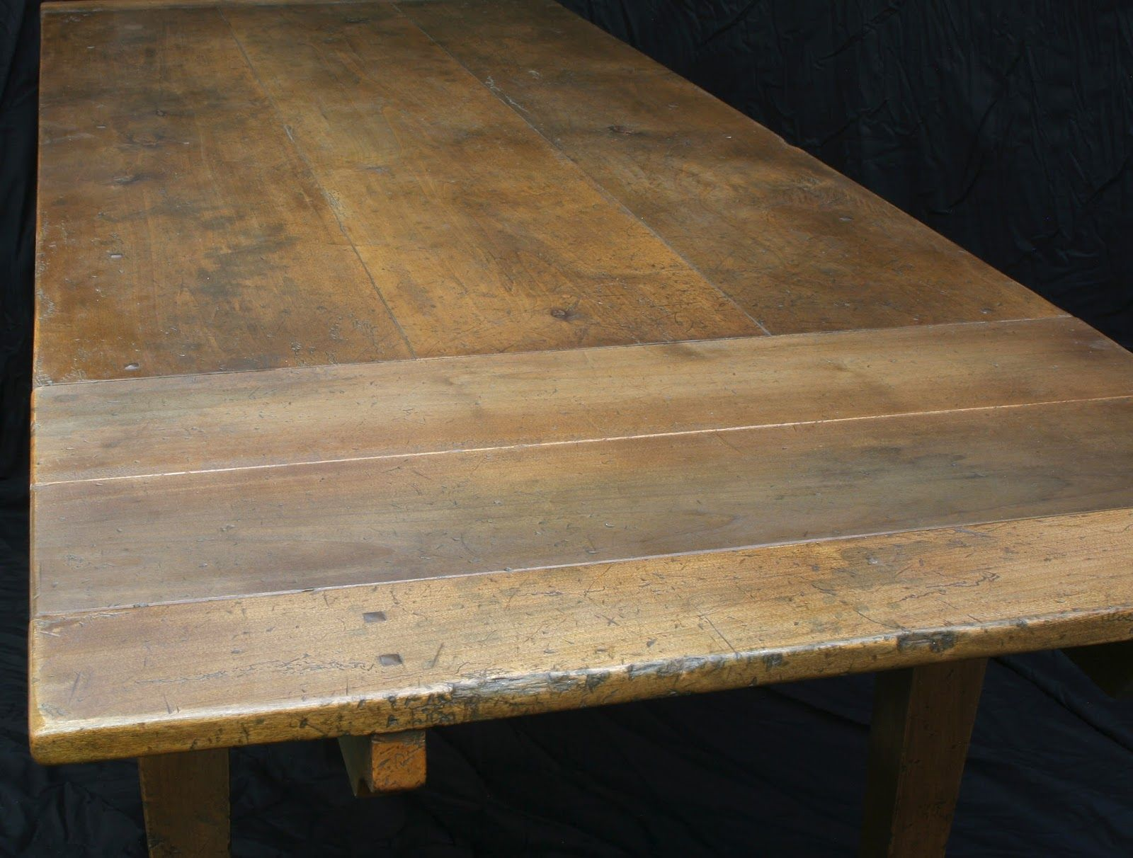 483 Farmhouse Extension Table With Self Storing Leaves Here Is An