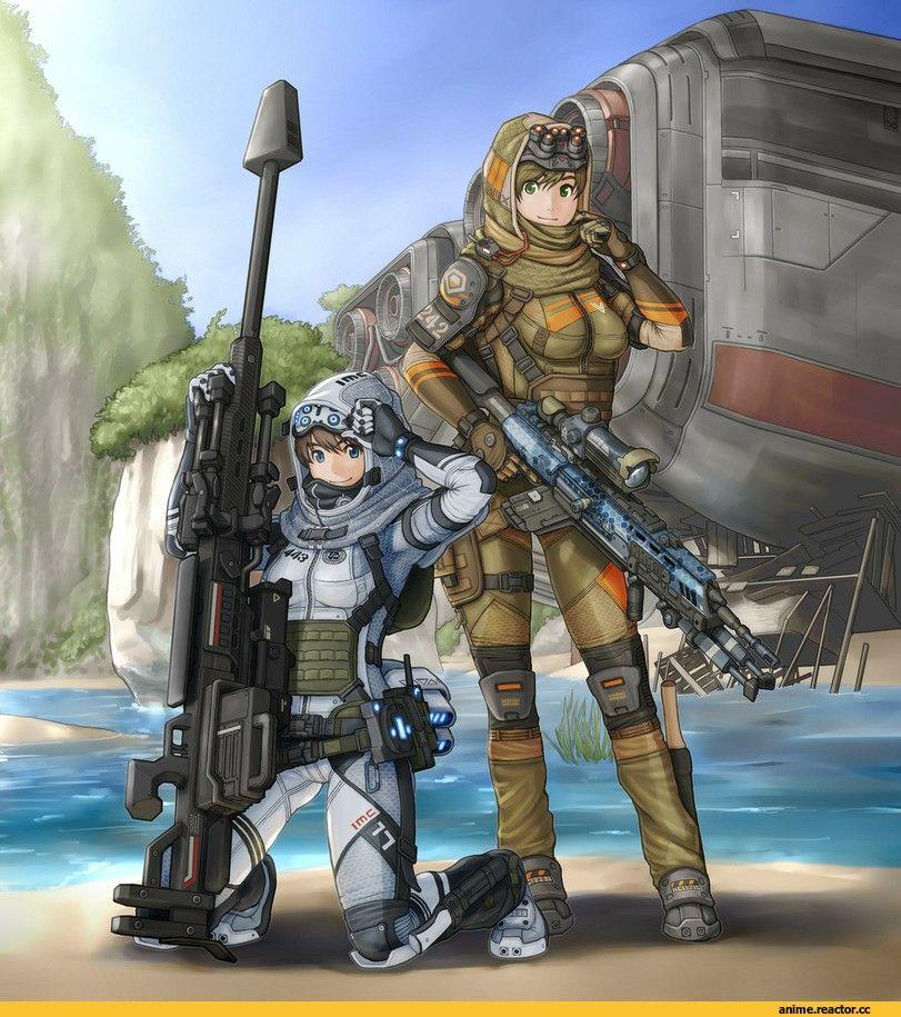 anime military