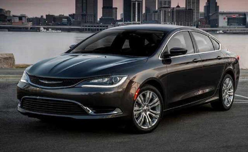 2017 Chrysler 200 Exterior View 200c Specs Cars