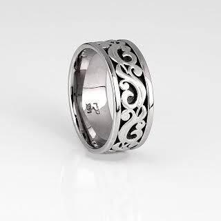 A wedding band also known as a wedding ring is a ring worn on the
