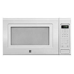Kenmore 1 2 Cu Ft Countertop Microwave White Model 6912