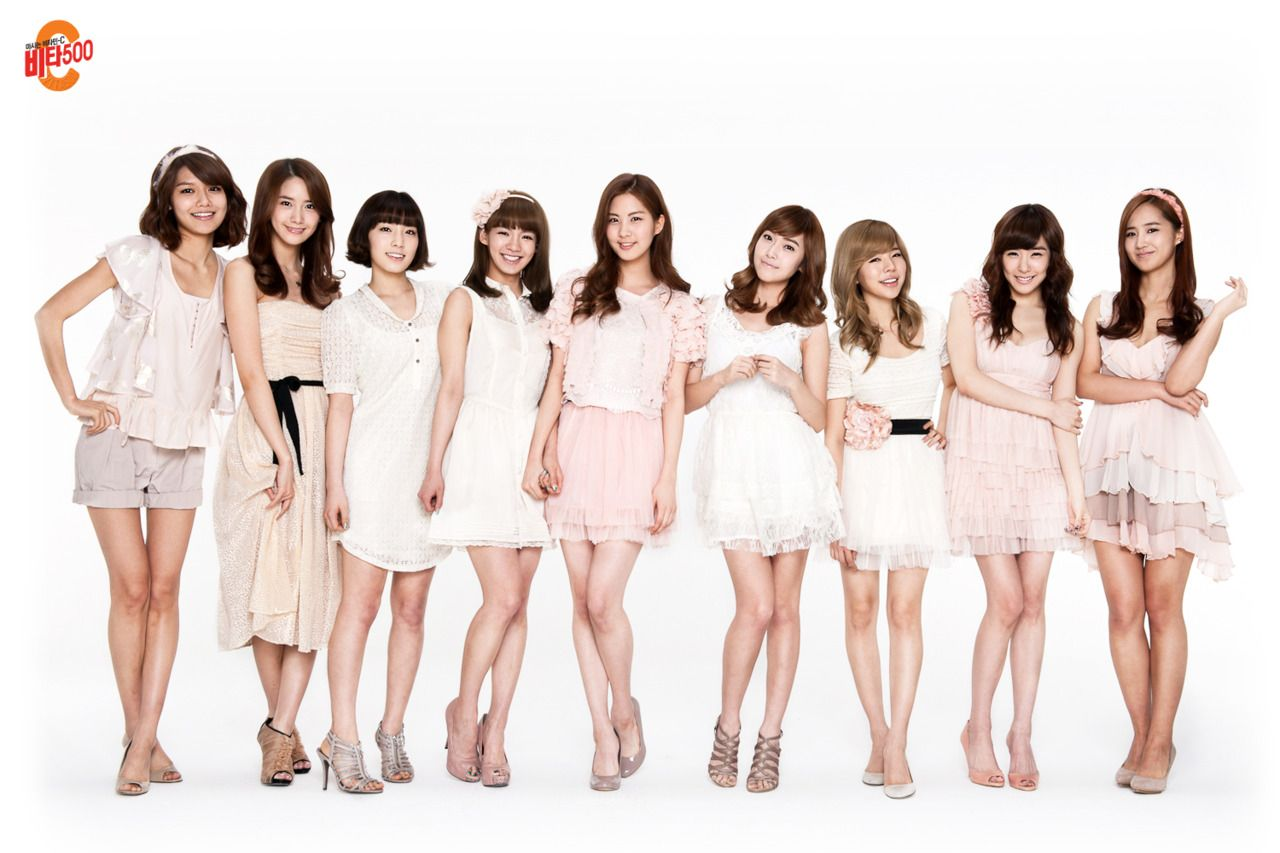 pretty snsd classic style dekstop wallpaper | korea y japon fashion