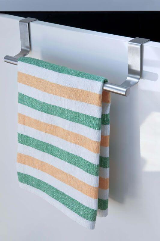 Handtuchhalter ohne Bohren aus Edelstahl, der perfekte ...