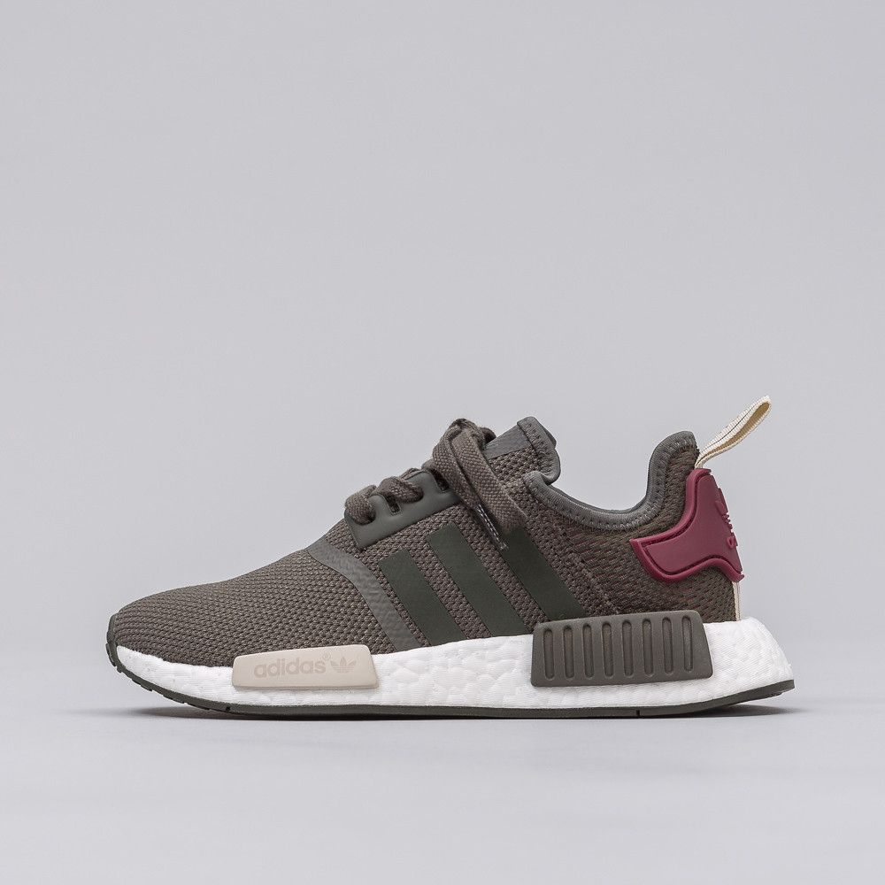 Adidas Women's NMD R1 in Grey - Notre