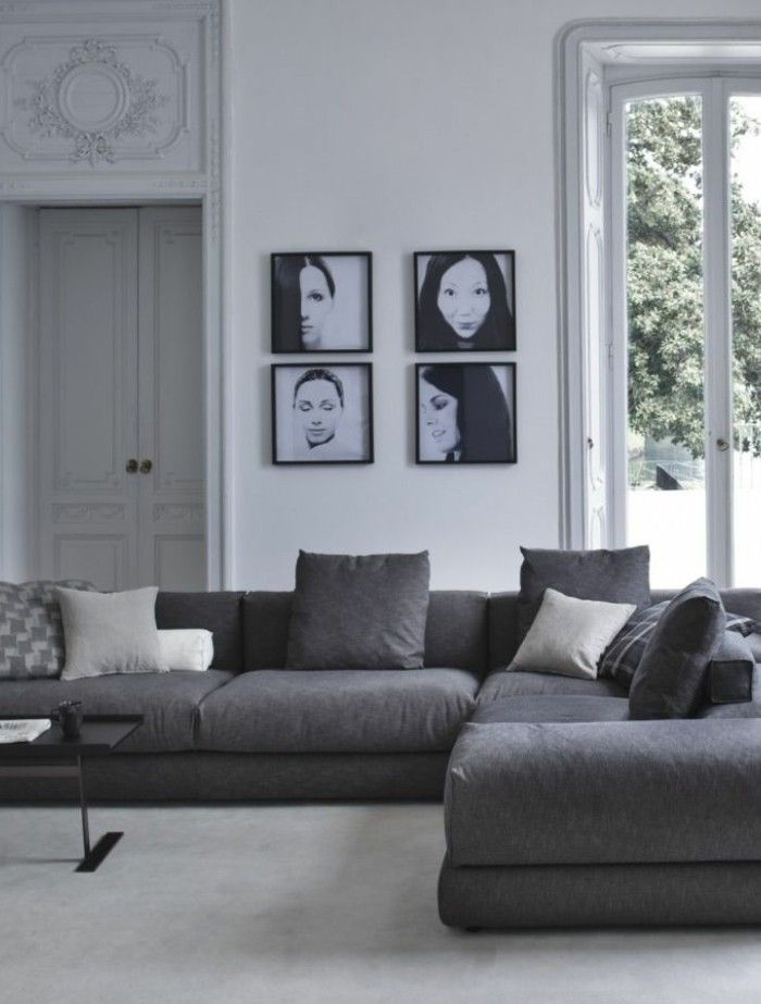 41 images de canap dangle gris qui vous inspire voyez nos propositions en photos - Salon Moderne Engris
