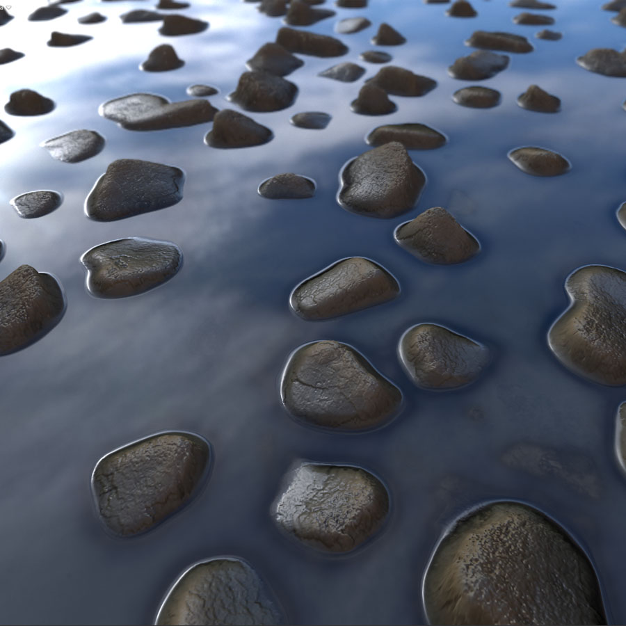 Rocky Shoreline PBR Material in 2020 Texture download