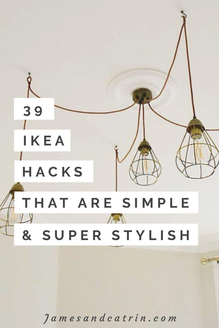 Photo of 39 Ikea Hack Ideen, die einfach und super stylisch sind – James und Catrin