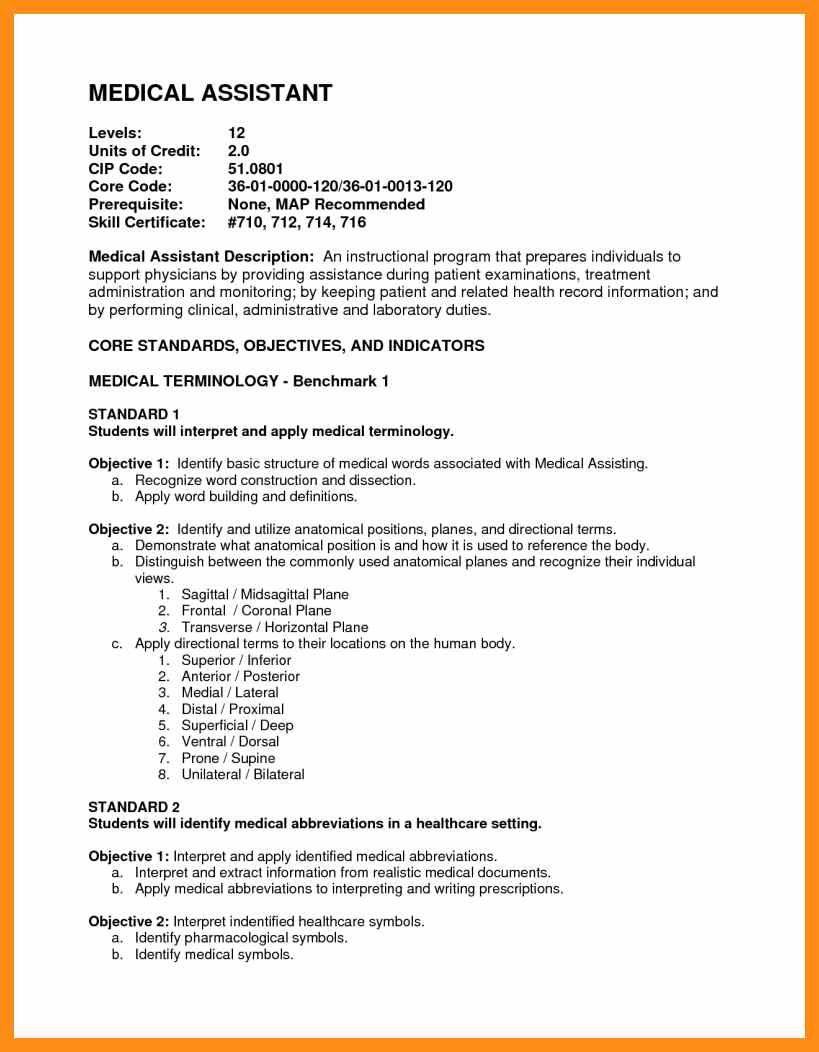 med school application example memo example