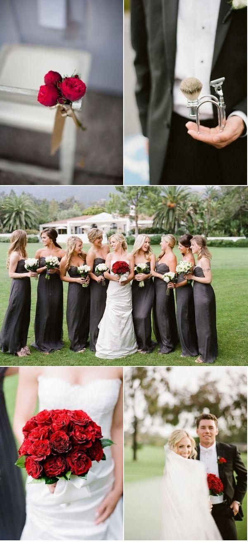 Montecito Wedding by Michael u0026 Anna Costa