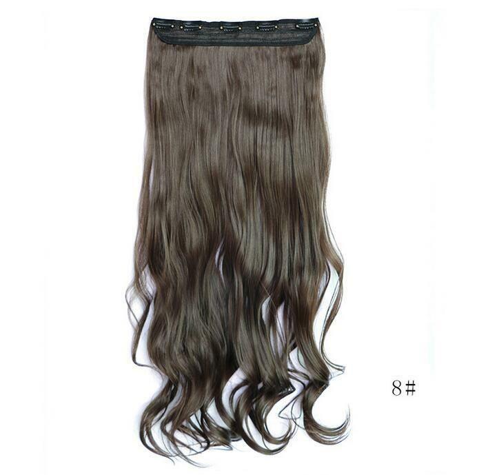 Haarverlangerung clips 70 cm