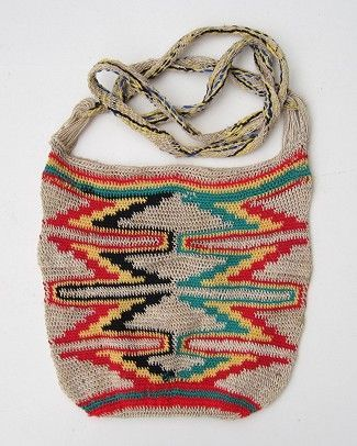 Chacara Bags from the Ngobe-Bugle people of Panama | Bags, Handcraft, Yarn