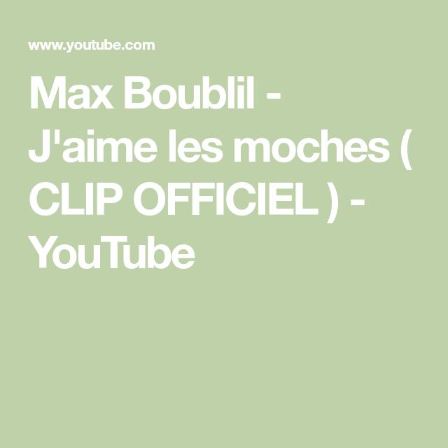Max Boublil Joyeux Noel Youtube.Max Boublil J Aime Les Moches Clip Officiel Youtube