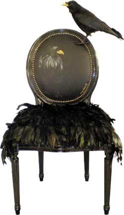 Xx Tracy Porter Poetic Wanderlust Raven Chair Www