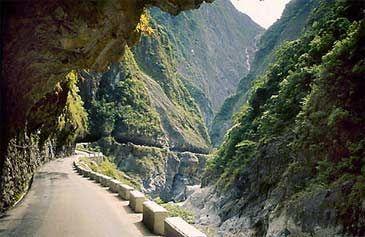 Taroko Gorge Road – Taiwan