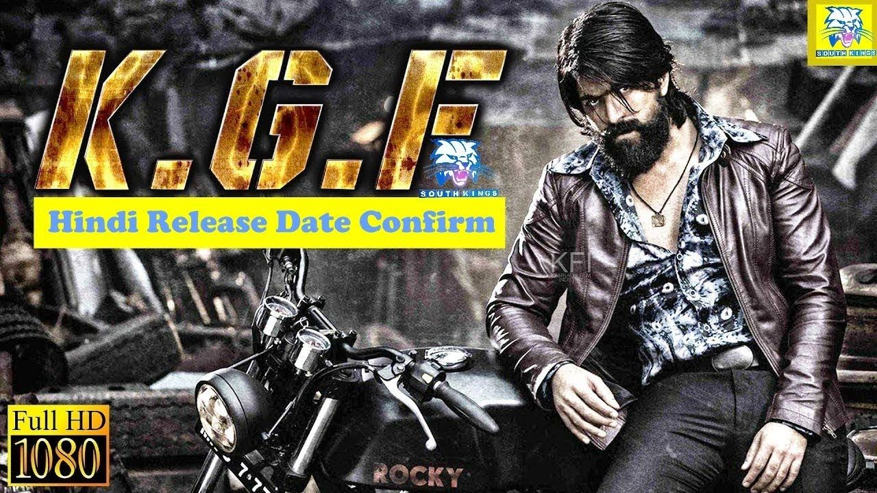 KGFChapter1 2018 Hindi Dubbed Movie KGF Hindi Dubbed