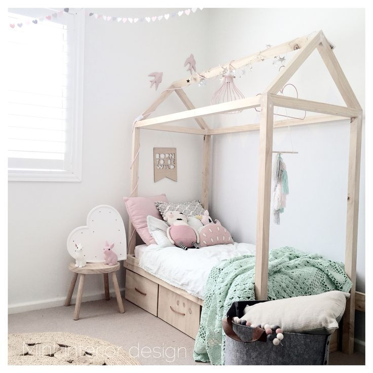 7 Creative And Sweet Girl S Rooms Deco Chambre Enfant Idee