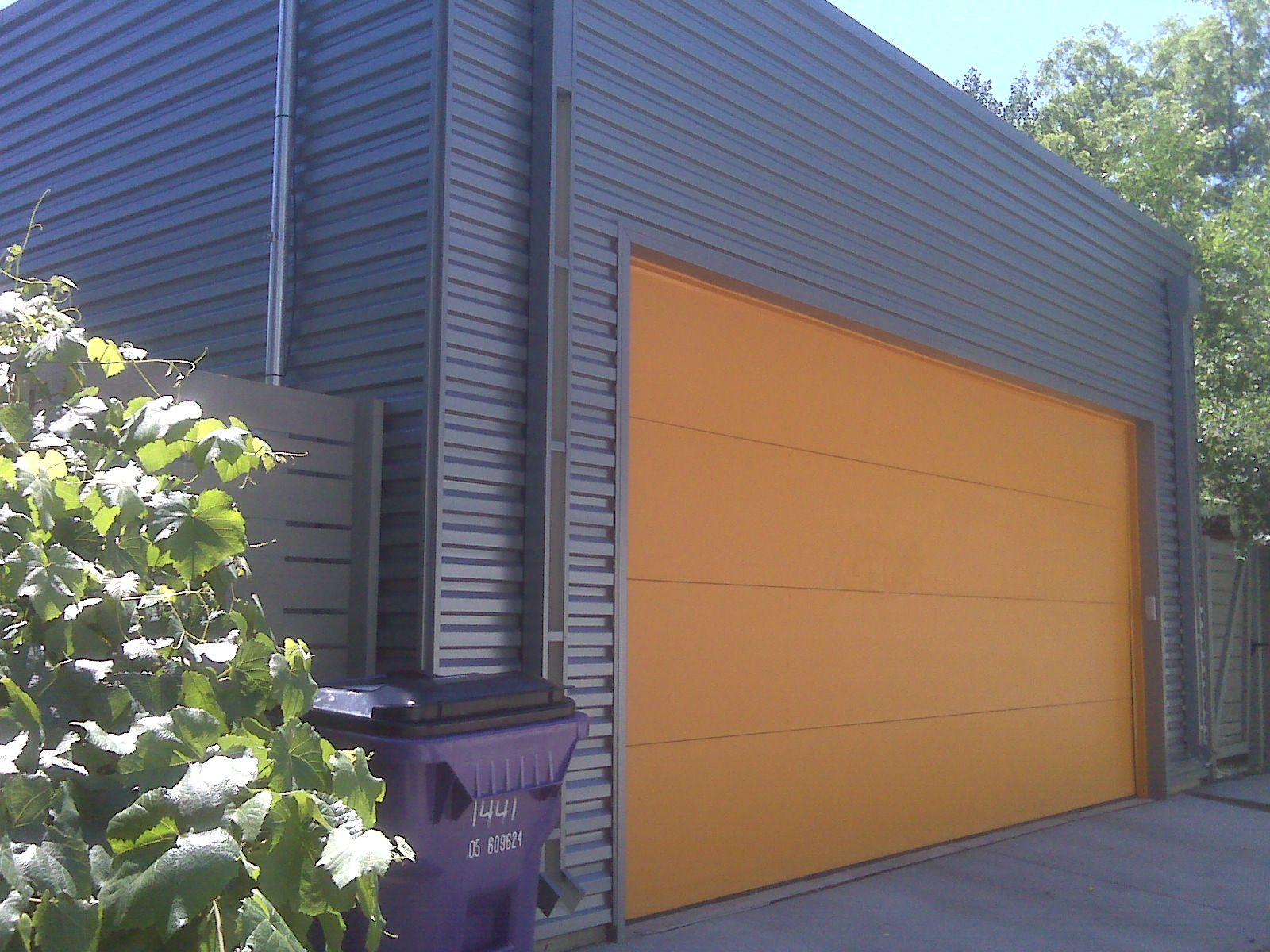 Galvalume metal siding by berridge inc products i love for Horizontal metal siding