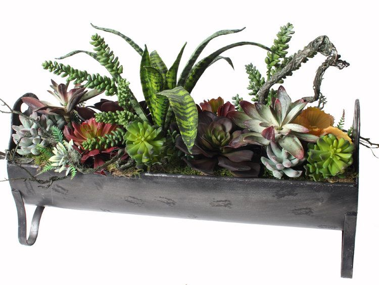 Succulent Floral Designs at Prairie Gardens – www.prairiegardens.com