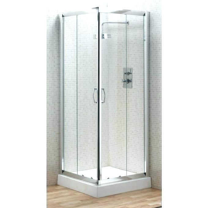 Pin On Tiny Bath, Shower Stall For Small Bathroom