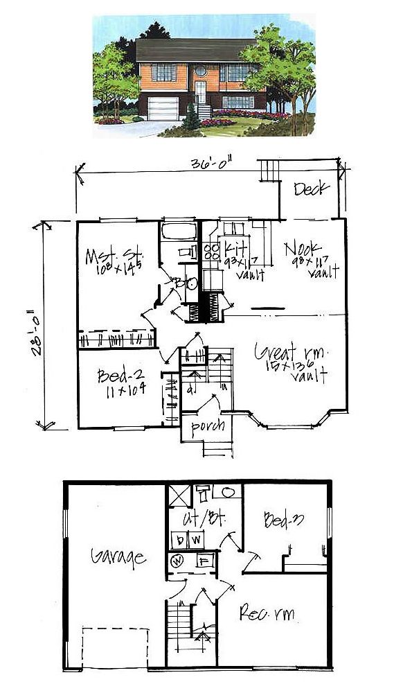 Pin On Saltbox House Plans