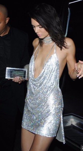 0288108c1b4b dress kendall jenner silver 21st kendall and kylie jenner mini dress  sequins sequins sparkle shiny rhinestones