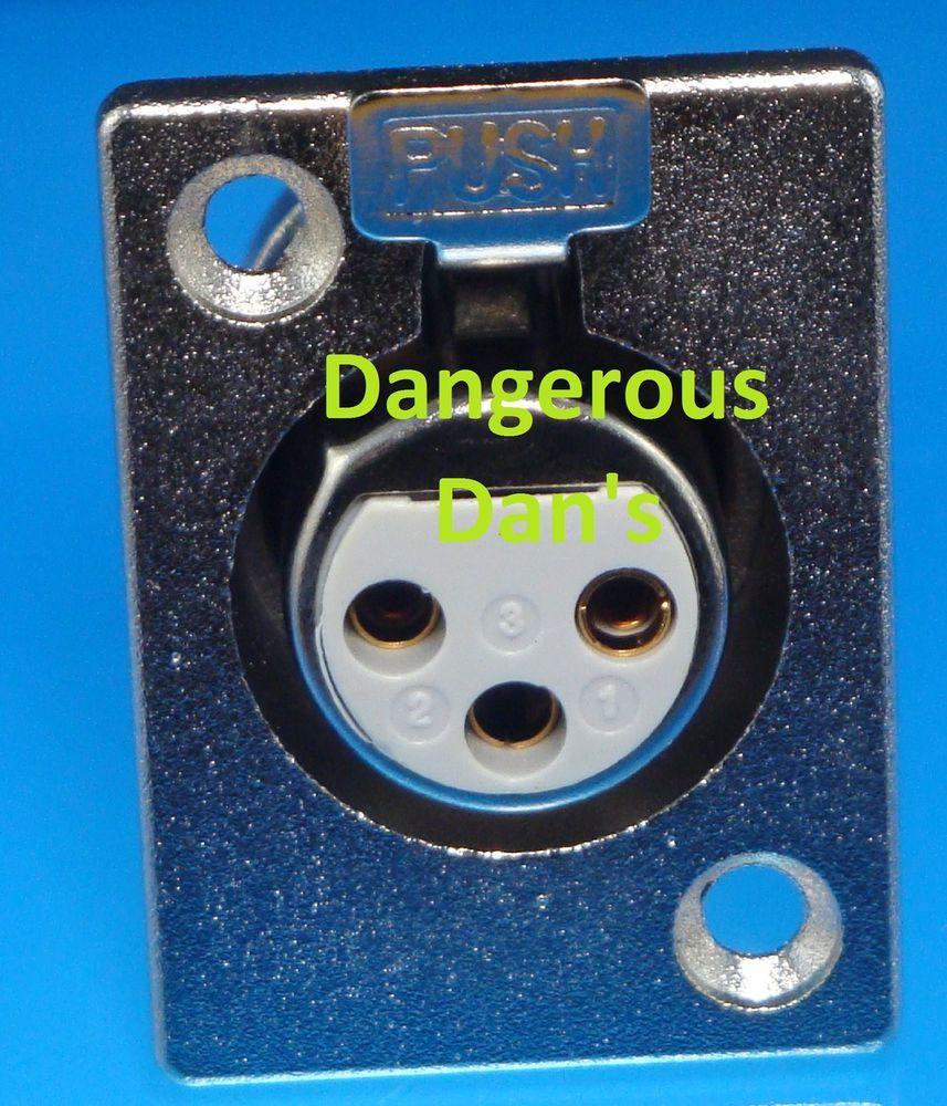 1//4 6.35mm Male Stereo Phone Plug ~ Solder-Type ~ 2//PK ~ RadioShack 274-139