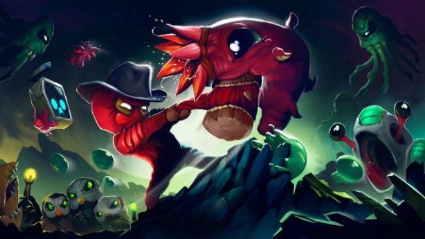 Crashlands: nuovo gioco di ruolo ambientato su un pianeta sconosciuto