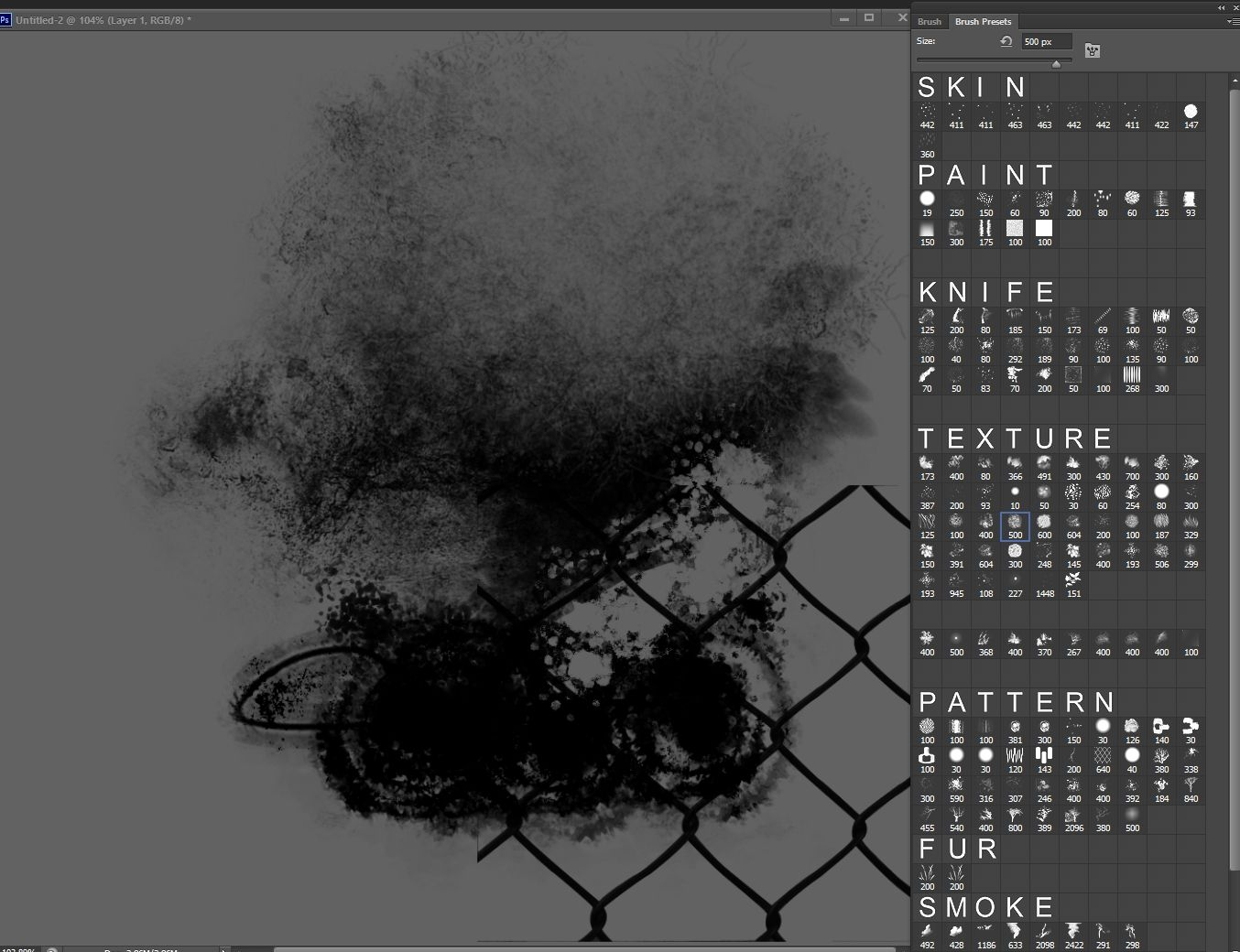 Photoshop Brush Preset arranging! - Polycount Forum | Game Art ...